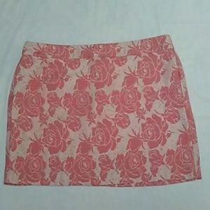 The Loft Women's Mini Skirt, Size 16